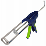 Newborn Bros & 288-HTR Ratchet Rod Caulk Gun with Spout Cutter