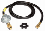 Mr Heater F273071 Propane Hose With Regulator Assembly, 5-Ft.