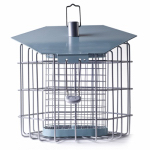 World Source Partners NC001 Suet Bird Feeder, Small Hexagon