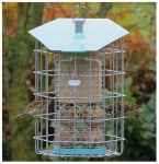 World Source Partners NC002 Suet Bird Feeder, Large Hexagon