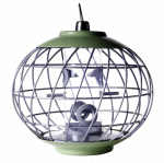World Source Partners NC020 Helix Bird Feeder