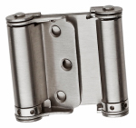 National Mfg/Spectrum Brands Hhi N100-051 Double-Acting Spring Hinge, Nickel, 3-In.