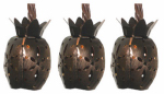 Sienna 62AF6117 Patio 10-Light Set, Pineapple, Battery-Operated