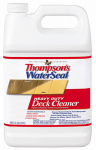 Thompsons Waterseal TH.087701-16 Wood Cleaner, Heavy-Duty, 1-Gal.
