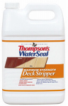 Thompsons Waterseal TH.087721-16 Deck Stripper, Maximum Strength, 1-Gal.