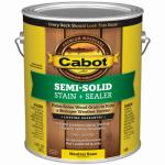 Cabot/Valspar 1406-07 Semi-Solid Deck & Siding Stain