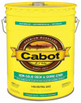 Cabot/Valspar 1406-08 Semi-Solid Deck & Siding Stain