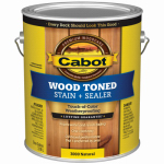 Cabot/Valspar 3000-07 Dark Toned Deck & Siding Stain, Natural Wood, 1-Gal.