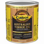 Cabot/Valspar 3457-05 QT AMB Austr Timber Oil