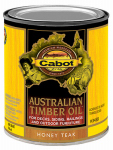 Cabot/Valspar 3458-05 QT Honey Aus Timber Oil