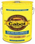 Cabot/Valspar 3000-08 Wood Toned Deck & Siding Stain