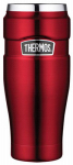 Thermos SK1005CRTRI4 Leak-Proof Travel Tumbler, Thermos Vacuum Insulation, 16-oz.
