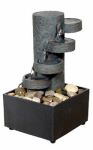 Beckett 7244410 Tranquil Steps Fountain