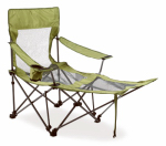 Hcf Outdoor Products HC-LB353FMFT Oversized Beach Quad Chair, Lime Green Mesh