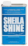 Sheila Shine SS32 Stainless Steel Cleaner, 32-oz.