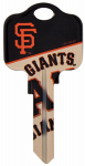 Kaba Ilco KCKW1-MLB-GIANTS KW1 Giants Team Key