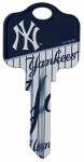 Kaba Ilco KCKW1-MLB-YANKEES KW1 Yankees Team Key