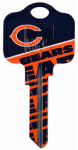 Kaba Ilco KCKW1-NFL-BEARS KW1 Bears Team Key