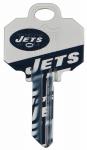 Kaba Ilco KCKW1-NFL-JETS KW1Jets Team Key Blank