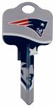 Kaba Ilco KCKW1-NFL-PATRIOTS KW1 Patriots Team Key