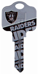 Kaba Ilco KCKW1-NFL-RAIDERS KW1 Raiders Team Key