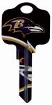 Kaba Ilco KCKW1-NFL-RAVENS KW1 Ravens Team Key