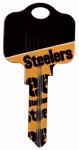 Kaba Ilco KCKW1-NFL-STEELERS KW1 Steelers Team Key