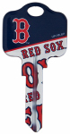 Kaba Ilco KCSC1-MLB-RED SOX SC1 Red Sox Team Key