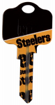 Kaba Ilco KCSC1-NFL-STEELERS SC1 Steelers Team Key