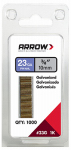 Arrow Fastener 23G10-1K Pin Nails, 23-Ga., 3/8-In., 1,000-Pk.