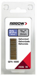 Arrow Fastener 23G20-1K Pin Nails, 23-Ga., 13/16-In., 1,000-Pk.