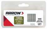Arrow Fastener BN1832CS Brad Nails, 18-Ga., 2-In., 1,000-Pk.