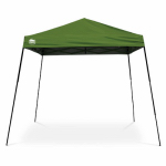 Shelterlogic 157386 Canopy, Green, 10 x 10-Ft.