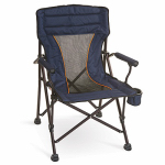 Hcf Outdoor Products LG403CBM Oversized Quad Sports Chair, 3D Mesh