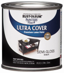 Rust-Oleum 1974-730 1/2PT BLK Semi Gloss Paint