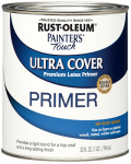 Rust-Oleum 224430T QT WHT Latex Primer Paint