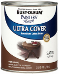 Rust-Oleum 240284 QT Satin Nutmeg Latex Paint