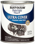 Rust-Oleum 242018 QT Espres Satin Latex Paint