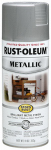 Rust-Oleum 7277-830 11OZ Matte Nickel Spring or Spray Paint