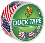 Shurtech Brands 283046 1.88x10YD US Flag Tape