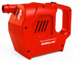 Coleman 2000017848 Rechargeable Quickpump, 24 CFM