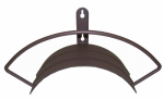 Suncast WMH1505B Hose Hanger, Fence Design, Metal, Holds 150-Ft. Hose