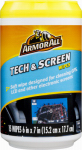 Armored Auto Group Sales 17217 Tech And Screen Wipes, 15-Ct.