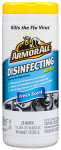 Armored Auto Group Sales 17422 Disinfecting Wipes, 25-Ct.