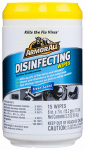 Armored Auto Group Sales 17423 Disinfecting Wipes, 15-Ct.
