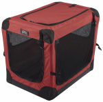 Spectrum Brands Pet P-6040 Pet Port-A-Crate, 26-In., Up to 30-Lbs.
