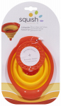 Robinson Home Products 41011 Collapsible Funnel, Red & Yellow, Large