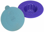 Robinson Home Products 41035 Collapsible Sink Strainer & Stopper, Blue