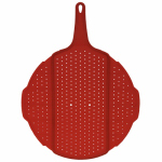 Robinson Home Products 41036 Collapsible Splatter Screen, Red