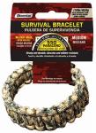 Wellington Cordage NPCB550CM MED Camo Surv Bracelet